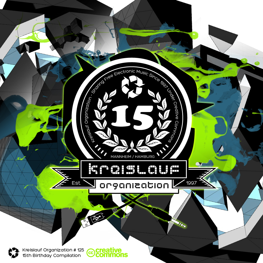 Various - 15th Birthday Compilation (Kreislauf 125)