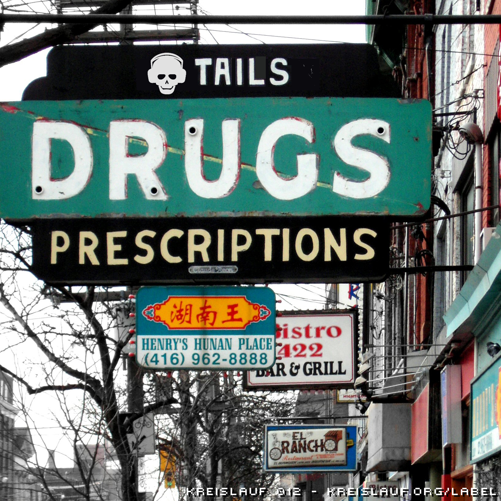 Tails - Drugs Prescriptions (Kreislauf 012)