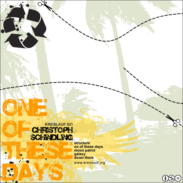 Christoph Schindling - One Of These Days (Kreislauf 021)