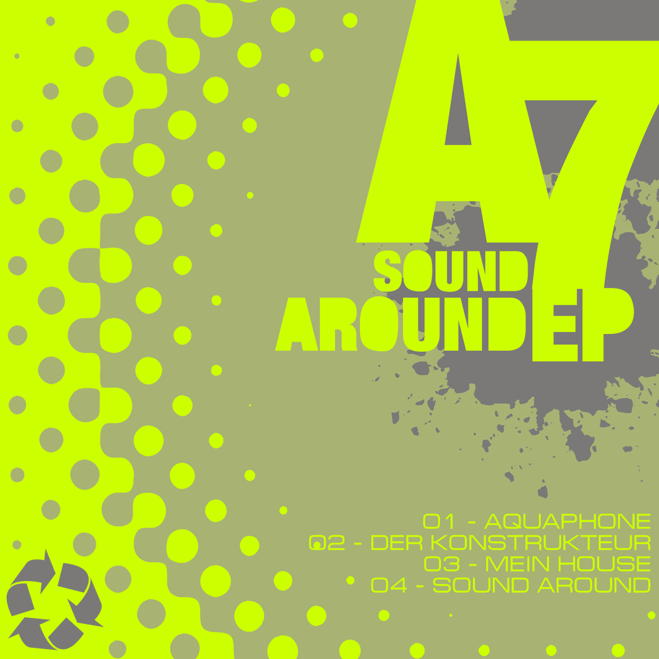 A7 - Sound Around EP (Kreislauf 054)
